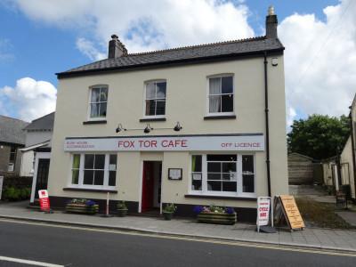 19 Fox Tor Cafe